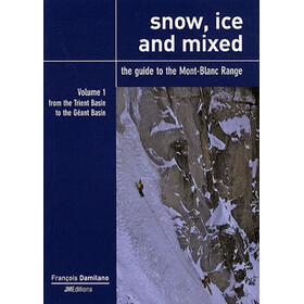 Petzl Snow, Ice and Mixed, Vol 1 - Mont-Blanc